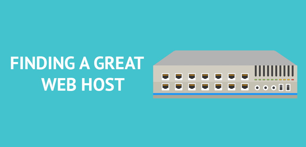 finding-a-great-web-host