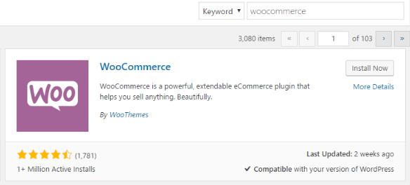 install_woocommerce