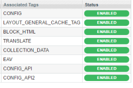 how to enable magento caching