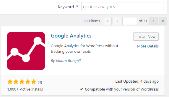 wordpress_google_analytics_plugin