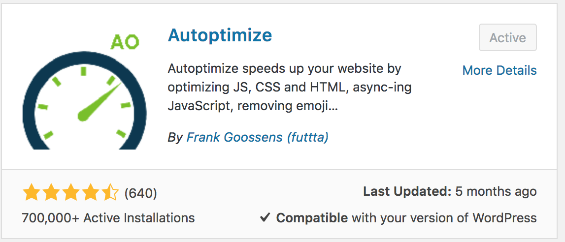 Autoptimize and Contact Form 7