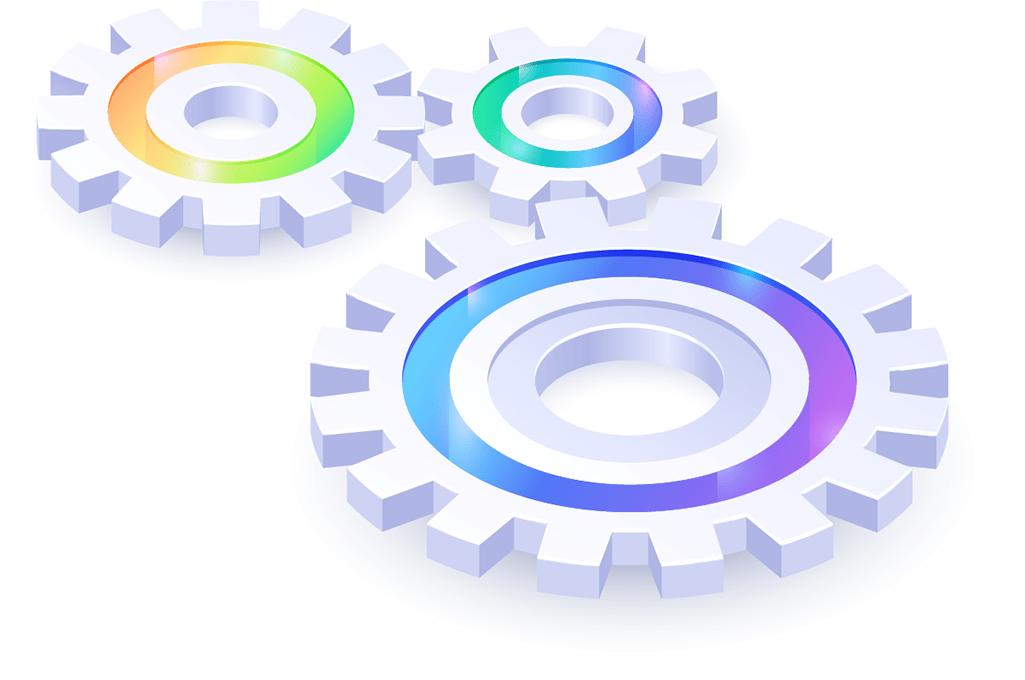 Reliable Cloud Server Hosting Illustration
